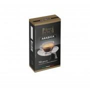 Arabica Nespresso kompatibilis kávékapszula Nero Nobile 10db