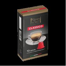Nero Nobile Nespresso kompatibilis kávékapszula 10 db Classico